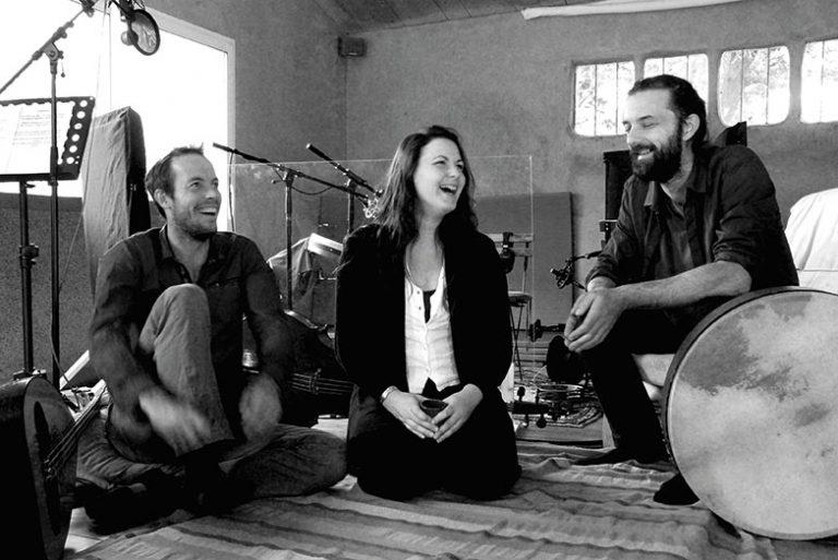 Trio Maika studio julien Regi
