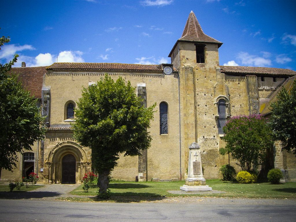 AbbayeSaint-Sever-de-Rustan