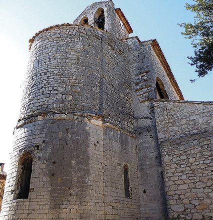 34 ST Jean de Cuculles Eglise de la Nativité de St Jean de Cuculles
