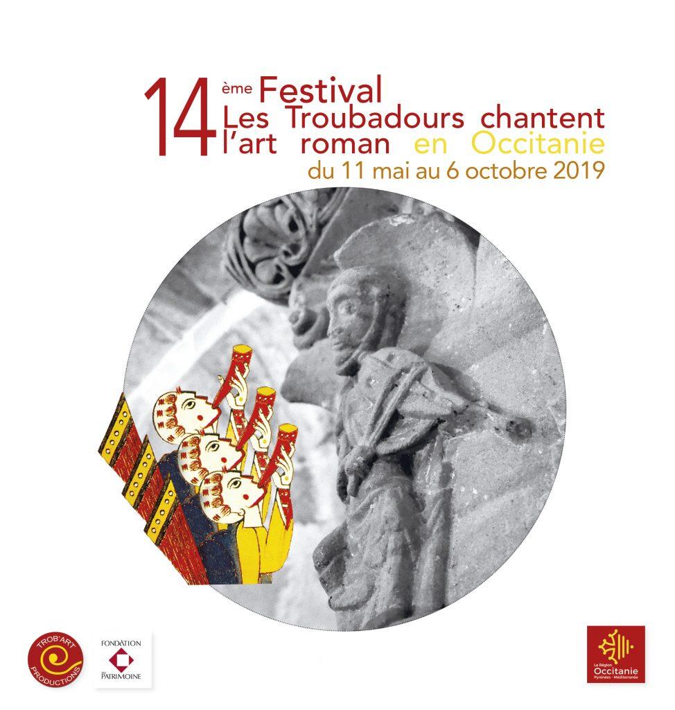 Festival les Troubadours chantent l'art roman 2019