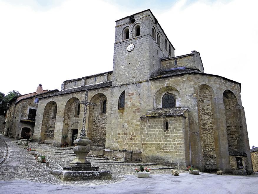 12 Castelnau-Pégayrols_-_Église_Saint-Michel