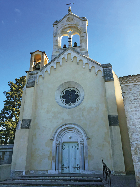 34 St MathieuTréviers Eglise-de-Pourols