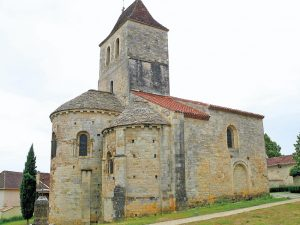 46 Les Arques Eglise Saint-Laurent Lot