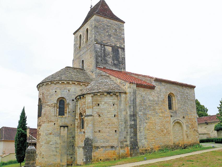 46 Les Arques Eglise Saint-Laurent Lot