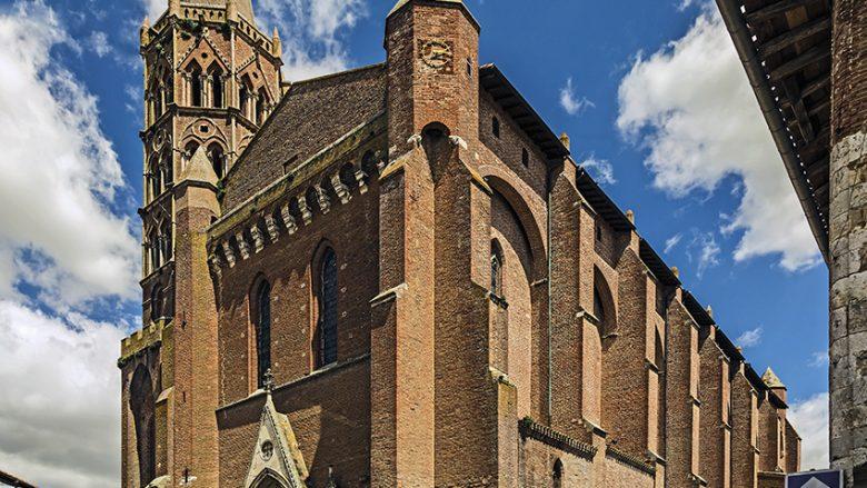 Beaumont-de-Lomagne - Eglise Notre-Dame de l'Assomption
