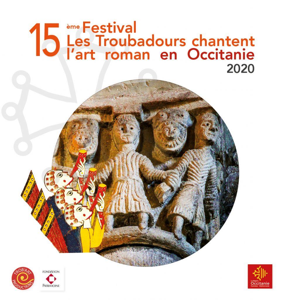 Festival les Troubadours chantent l'art roman 2020