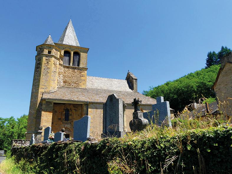 Castelnau de Mandailles - Aveyron