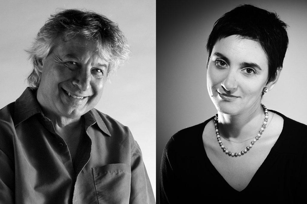 Gerard Zuchetto et Sandra Hurtado-Ros
