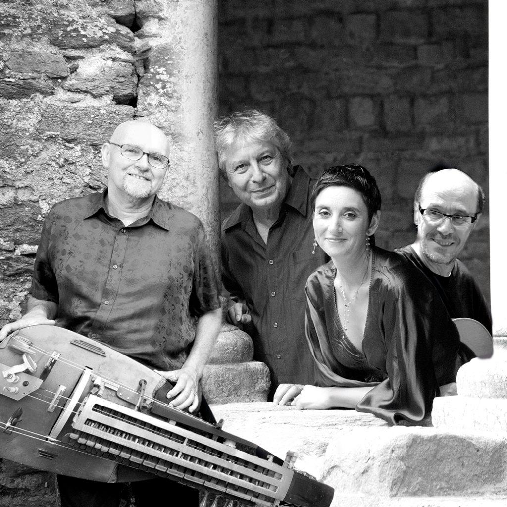Troubadours Art Ensemble à 4